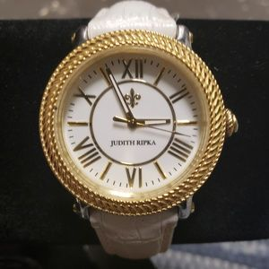 Judith Ripka Watch